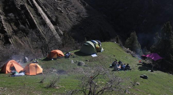 Мобильный базовый лагерь (МБЛ) комплектация «Полная».