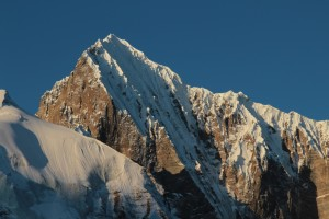 20.гора Холодная стена