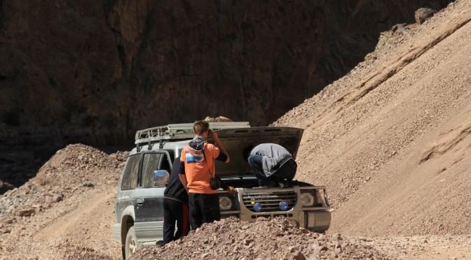 « Горный поход команды клуба «Агба» в верхнем Бартанге и по ледникам центрального Памира»   Автомобильная часть.