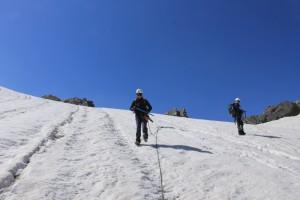 18.спуск на плато Август