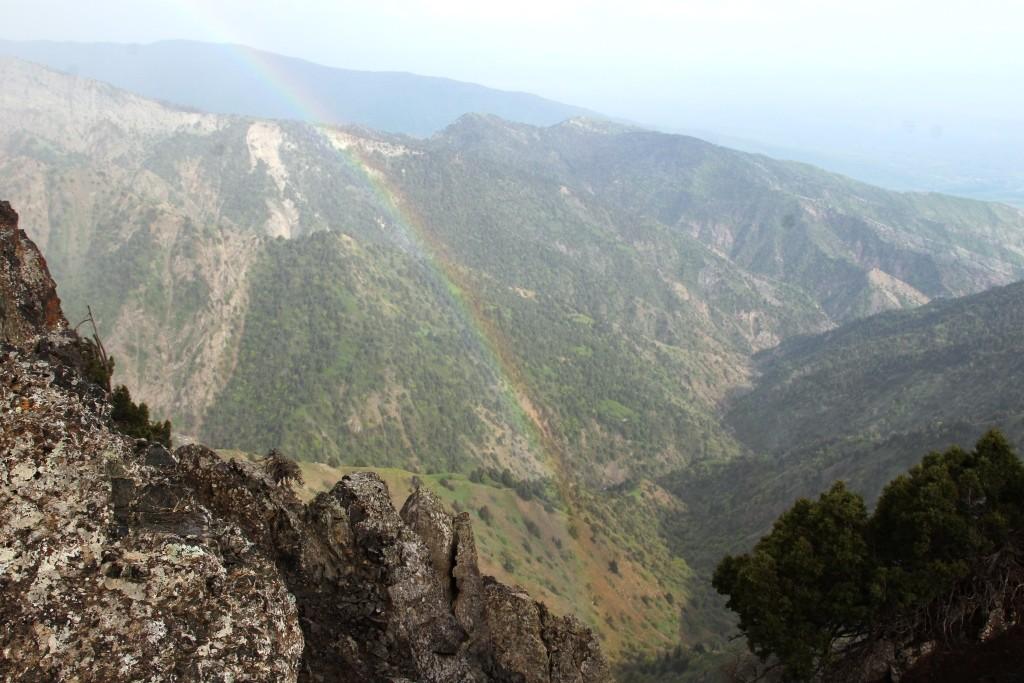 14 Sherkent Valley.