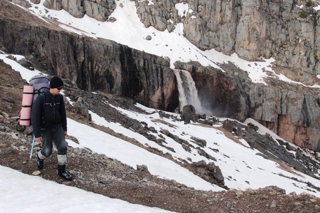 64 Waterfall on the river Katta-Kadjou