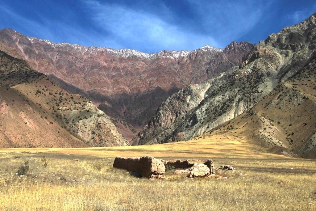 Plateau Chоjatau.