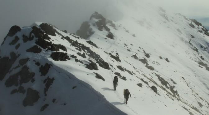 09.12.2018.Восхождение на вершину Гусхор 2620м.