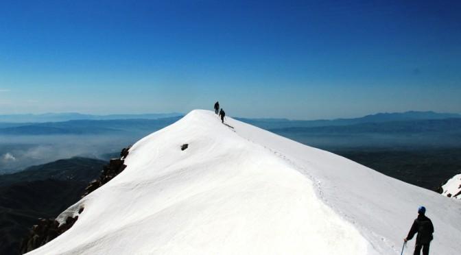 14.04.2019. Восхождение на вершину Сурхну.