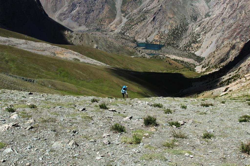 0040 на перевал Чапдара